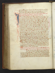 Document In Scots Dialect, In The Cartulary Of Arbroath Abbey f.72v
